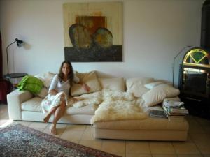 6. Residency living room
